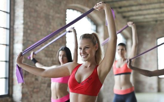 Không duy trì thói quen tập thể dục, tập các loại hình thể dục