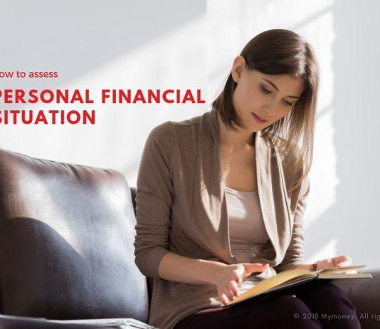 Mẫu đánh giá tình hình tài chính cá nhân trong 60s