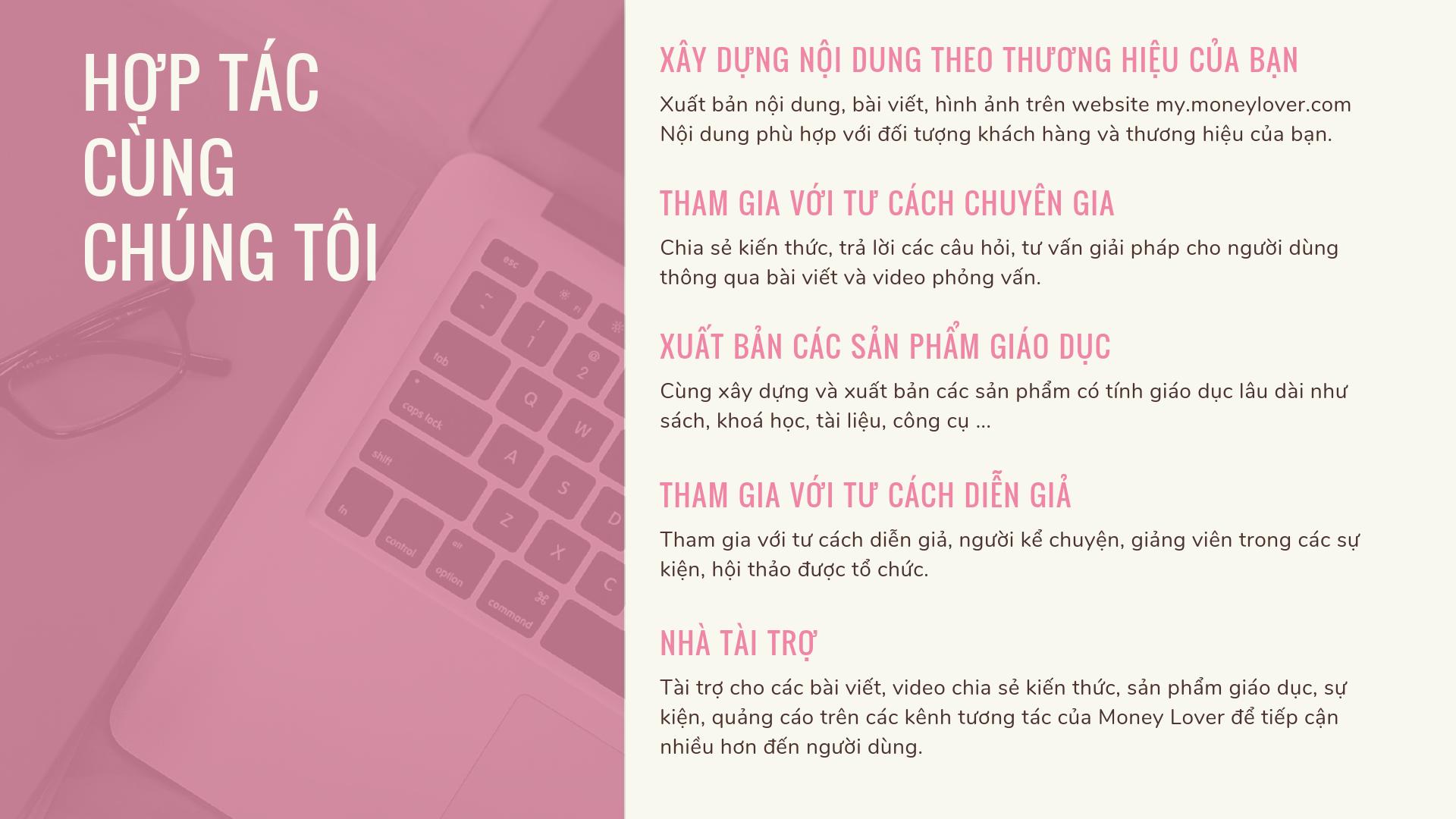 My Money Profile - Vietnam