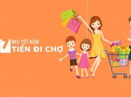 7 mẹo đi chợ thông minh để tiết kiệm tiền sinh hoạt hiệu quả