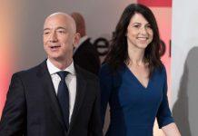 Vợ ông chủ Amazon thành phụ nữ giàu thứ tư thế giới sau ly hôn