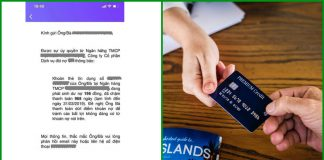 nợ thẻ tín dụng