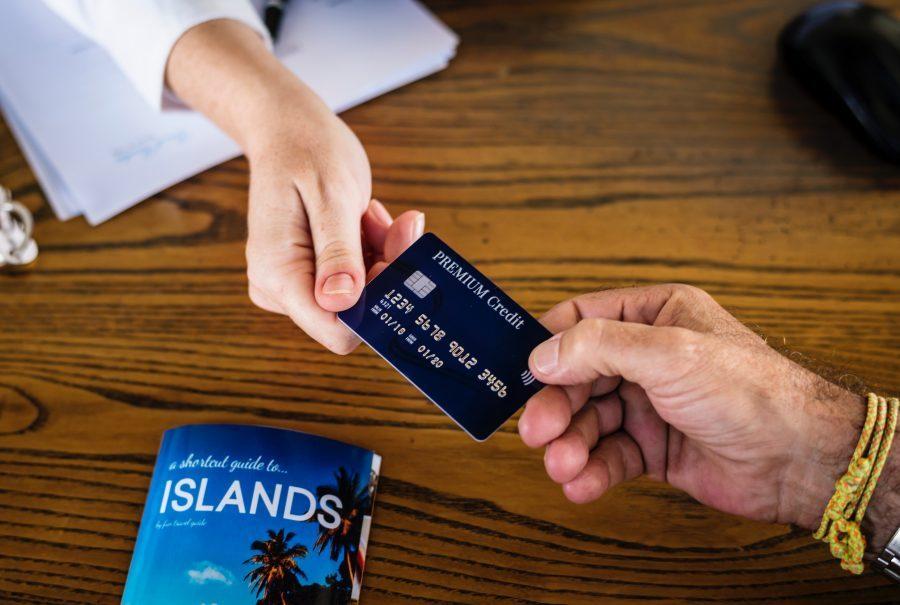 thẻ ghi nợ