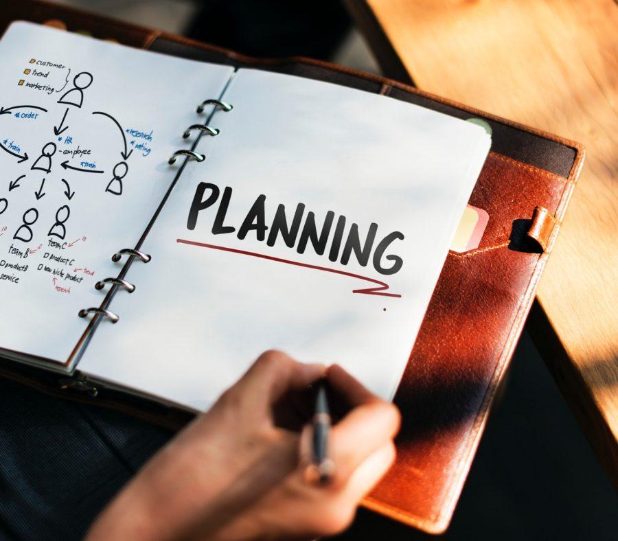 Thiết lập kế hoạch chi tiêu