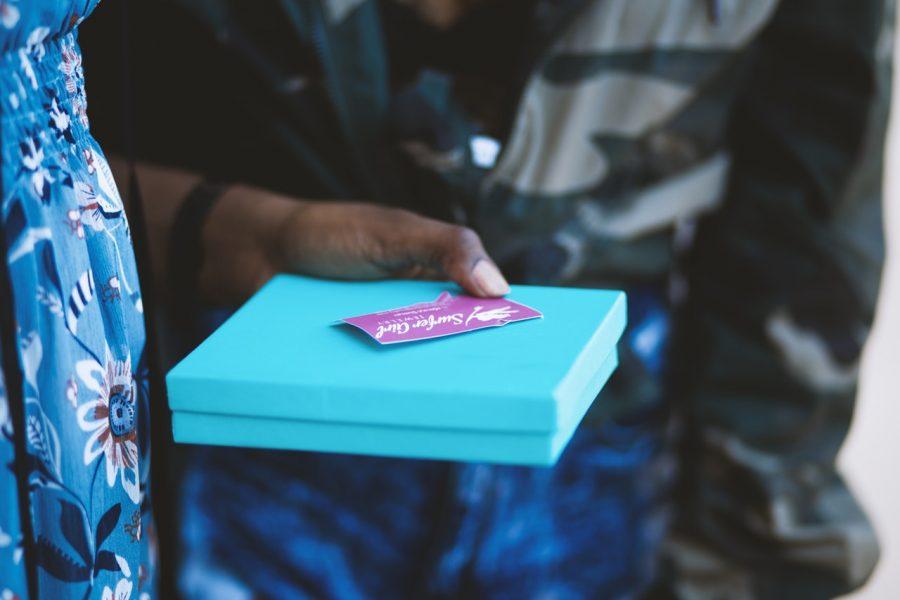 Sử dụng thẻ quà tặng giảm giá