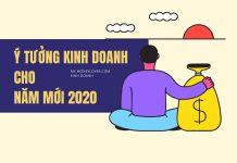 10 ý tưởng kinh doanh năm 2020