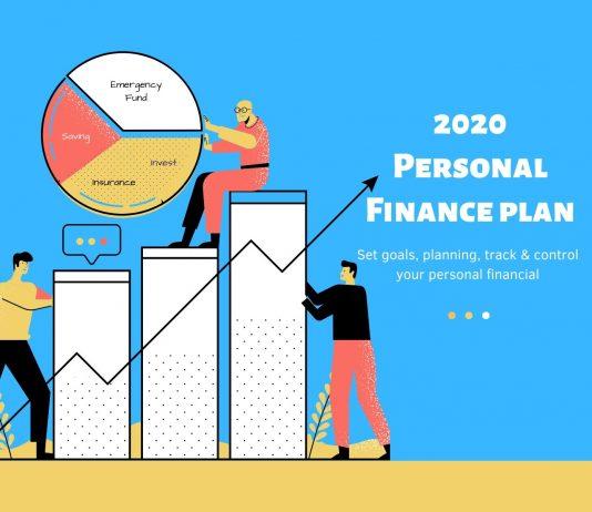 checklist personal finance 2020