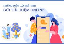 gửi tiết kiệm online